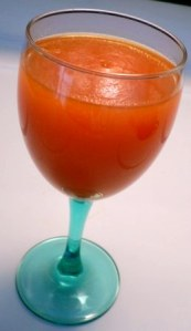 Papaya Juice KarmaFree Cooking