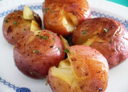 how to know if potatoes are boiled