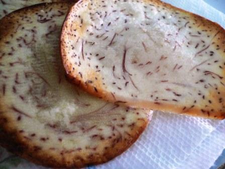 Malanga Chips Karmafree Cooking