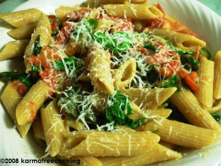 roasted-garlic-and-tomato-pasta