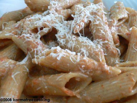 romesco-pasta