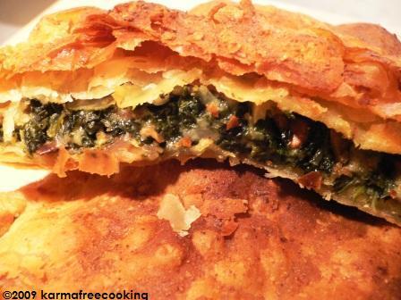 Spinach Empanada 4