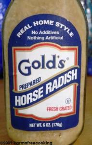 Gold's Horseradish