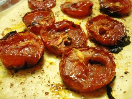 oven roasted tomatoes 1