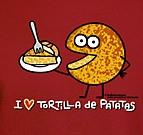 I love Tortilla de patatas