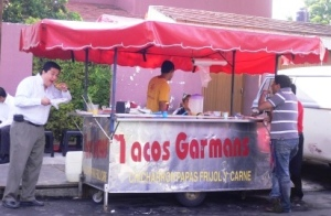 Carrito - Tacos Vapor