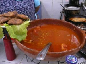 Salsa Tomate con NOpales