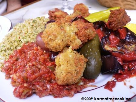 Chez MArianne - falafels