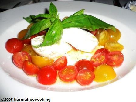 COSTE - salade caprese