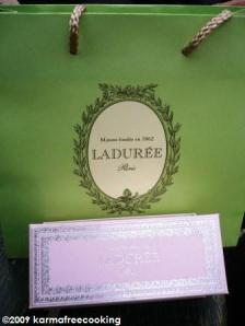 laduree - bag