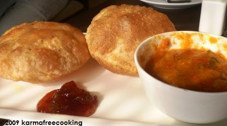 North India Breakfast