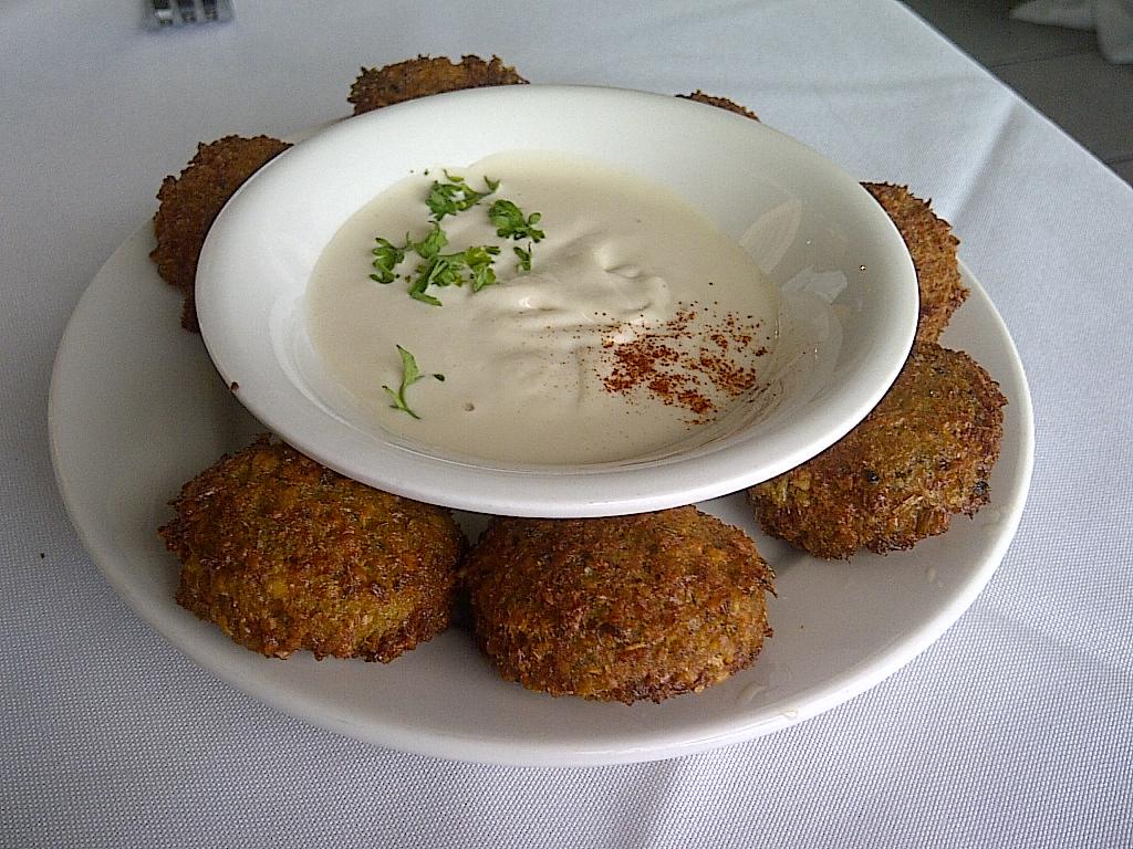 Restaurante Jerusalem Eating Vegetarian In San Juan