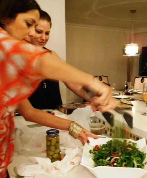cooking 4 - salad