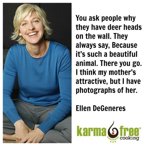 Ellen DeGeneres - VBW