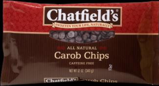 carob-chips