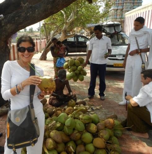 Agua de Coco India 5