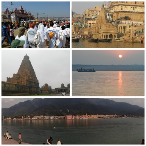Viaje India Collage