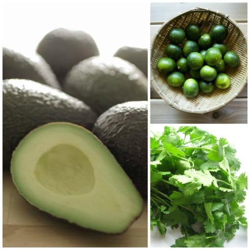 Guacamole Verde