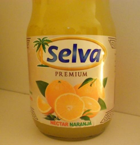 Selva Naranja