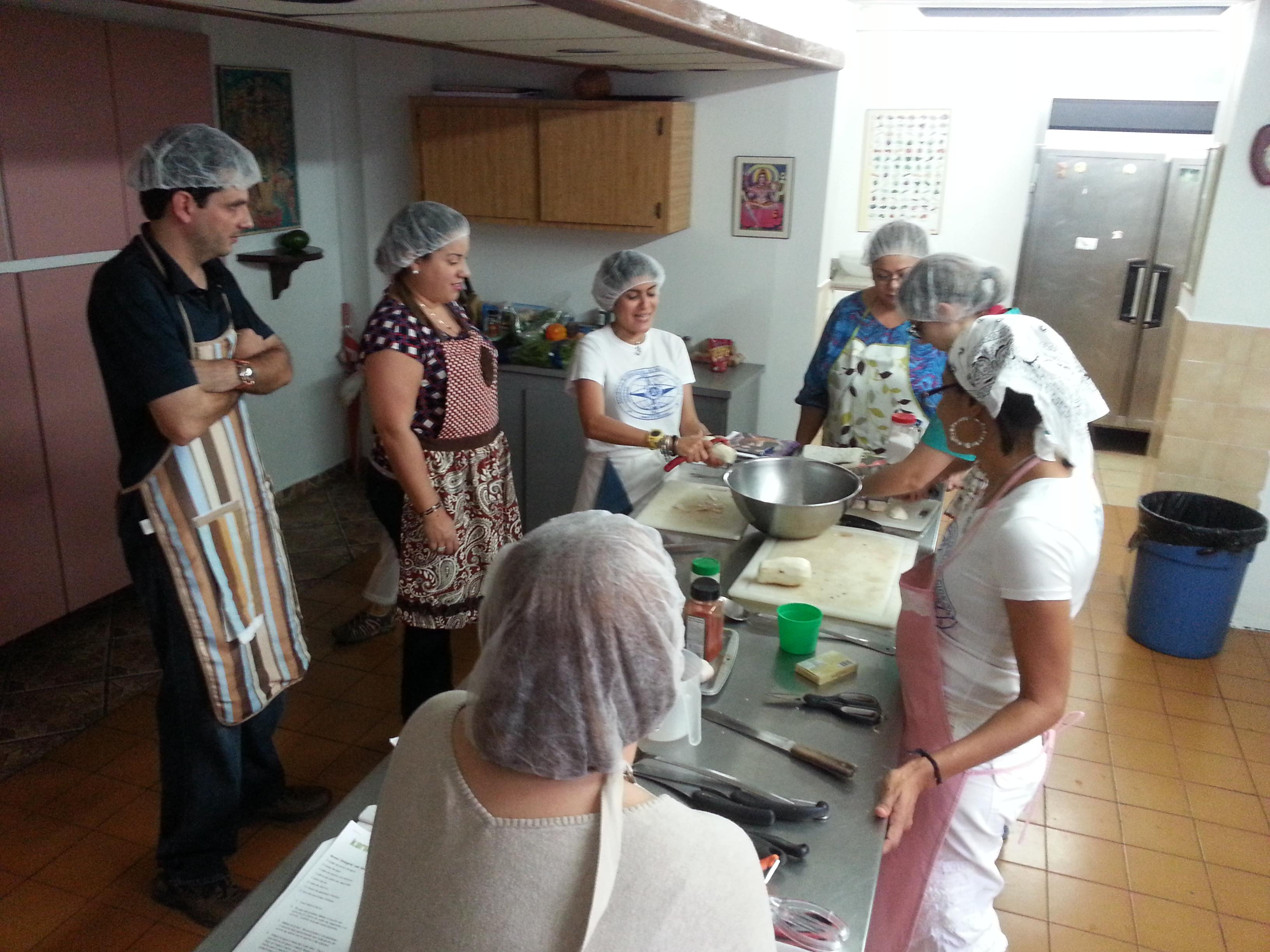 Clases de cocina karmafree cooking en espa ol - Clases de cocina meetic ...