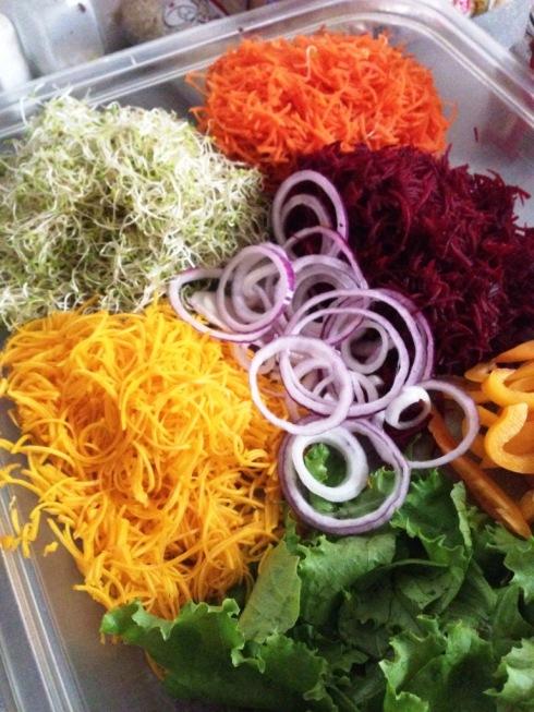 A New Salad