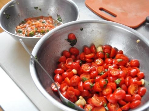 Tomates Marinados - KFC2