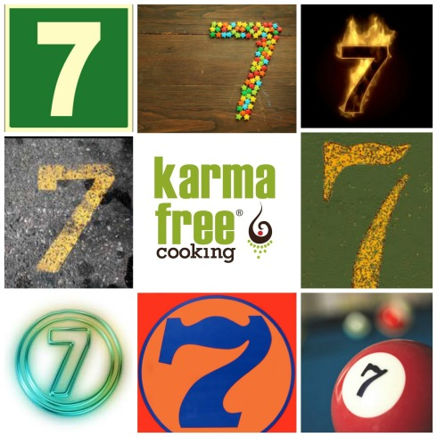 KarmaFree Cooking has 7 years of blogging experience.