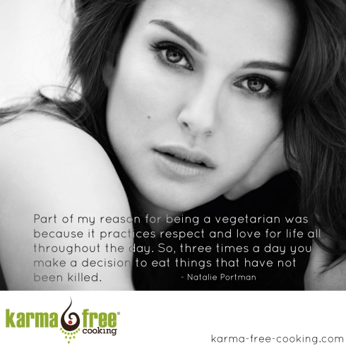 Veggie Bites of Wisdom - KarmaFree Cooking
