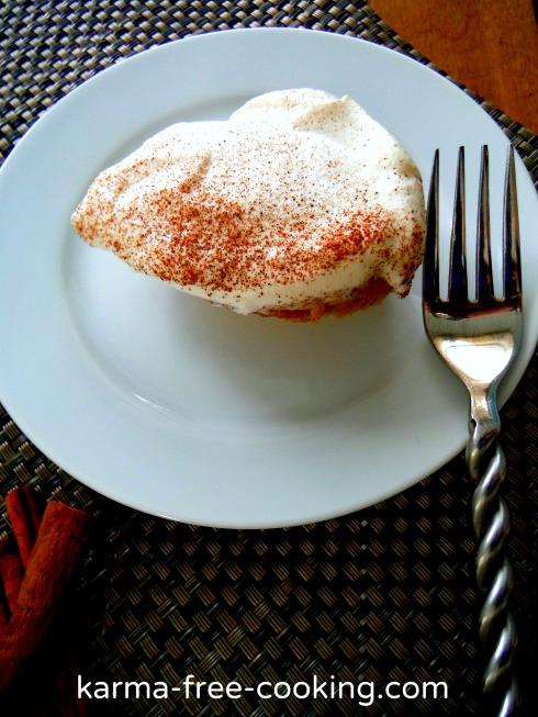 Pumpkin Cuatro Leches Cake