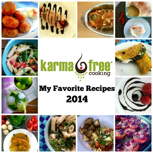 Recipe Recap from KarmaFree Cooking