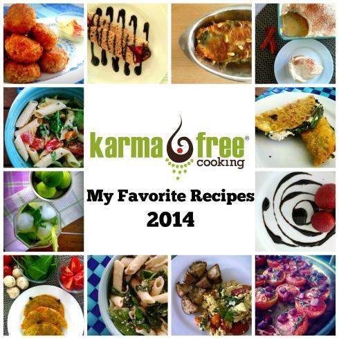 Recipe Recap from KarmaFree Cooking