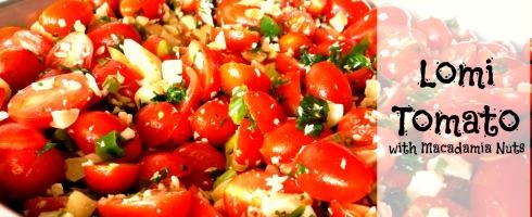 Hawaiian Tomato Salad