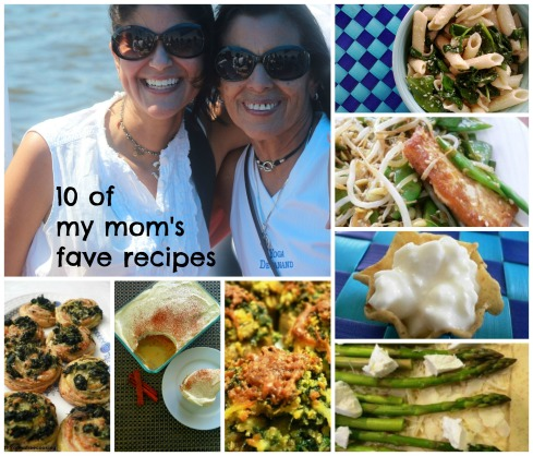 My mom's favorite recipes published in KarmaFree Cooking