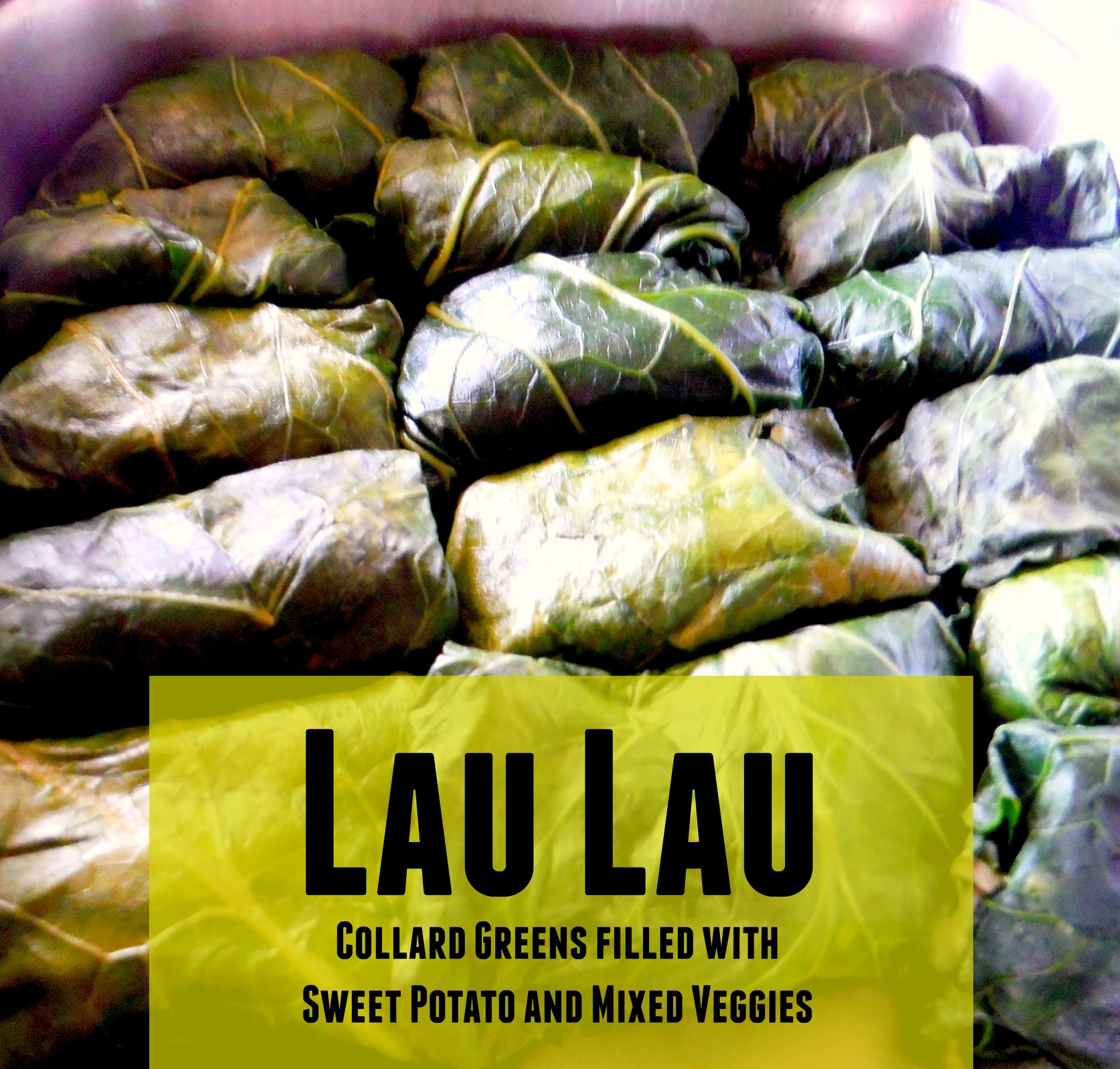 Lau Lau Karmafree Cooking