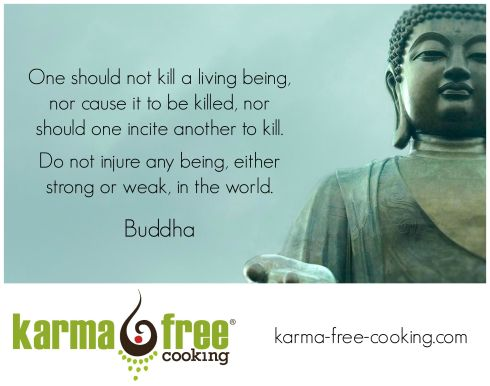 Veggie Bites of Wisdom from KarmaFree Cooking